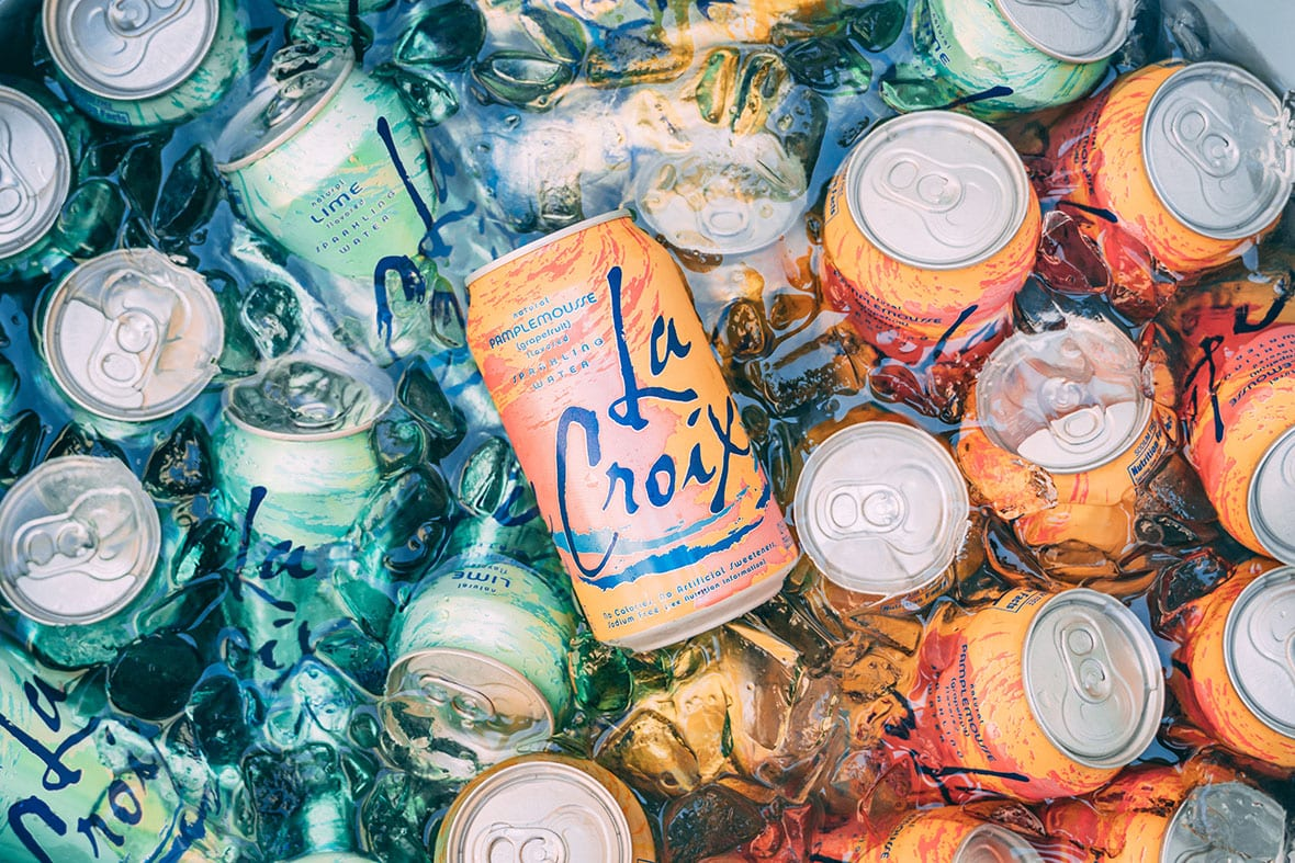Photo of La Croix Sparkling Water